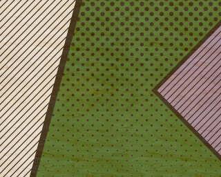 Fototapete «pattern play 3» DD113452