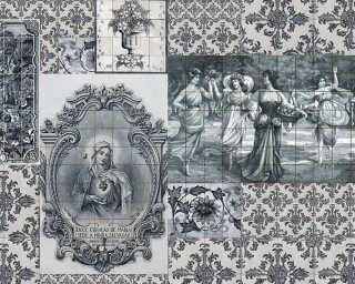 Kathrin und Mark Patel Fototapete «azulejos 3» DD114027
