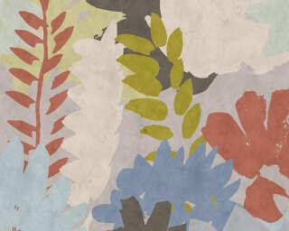 Kathrin und Mark Patel Fototapete «floralCollage3» DD114132