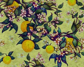 Kathrin und Mark Patel Fototapete «grapefruitTre1» DD114257