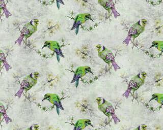 Kathrin und Mark Patel impression numérique «love birds 2» DD114407