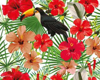 A.S. Création impression numérique «Toucan 1» DD116609