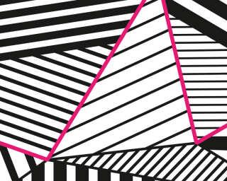 Architects Paper impression numérique «Stripes» DD116930
