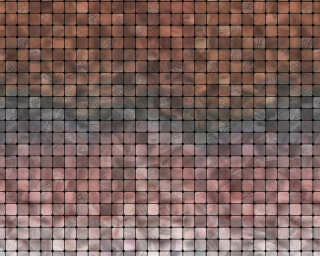 Architects Paper Photo wallpaper «MosaicTile1» DD116935