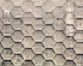 Architects Paper Fototapete «Honeycomb2» DD117040