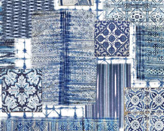 Architects Paper Photo wallpaper «Patchwork1» DD117310