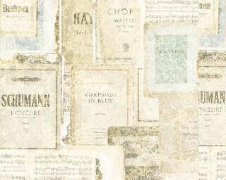 Architects Paper Фотообои «SheetMusic2» DD117385