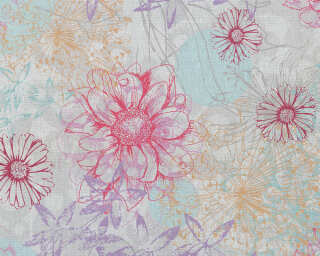 Architects Paper Fototapete «FlowerArt1» DD117695
