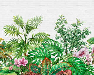 Livingwalls Photo wallpaper «TropicalWall1» DD118530