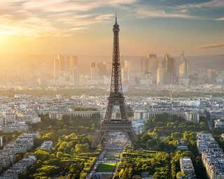 Livingwalls impression numérique «EiffelTower» DD118684