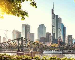 Livingwalls Фотообои «FrankfurtCity» DD118690