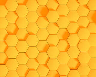 Livingwalls Photo wallpaper «HoneyComb2» DD118728