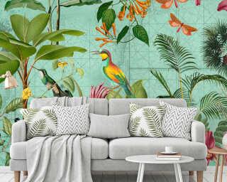 Livingwalls Fototapete «TropicalParad1» DD119701