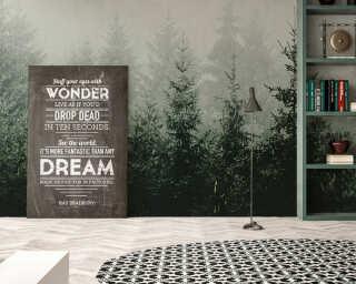 Livingwalls Fototapete «MountainForest» DD119873