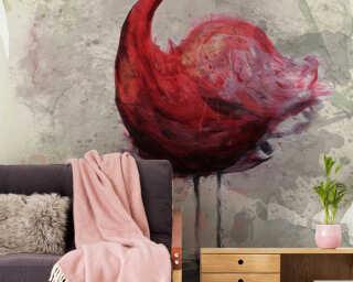 Livingwalls impression numérique «Flamingo» DD120049