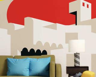 Livingwalls Fototapete «Barcelona75» DD120113
