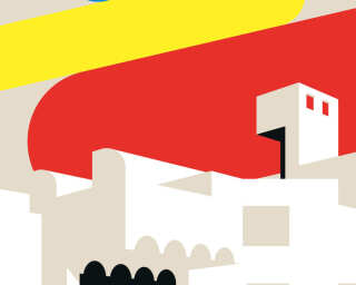 Livingwalls Photo wallpaper «Barcelona75» DD120113