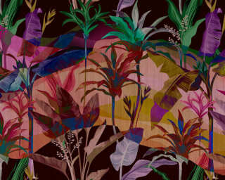 Kathrin und Mark Patel Fototapete «palmyra 1» DD121888