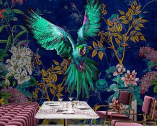 Kathrin und Mark Patel Fototapete «tropical hero1» DD121896
