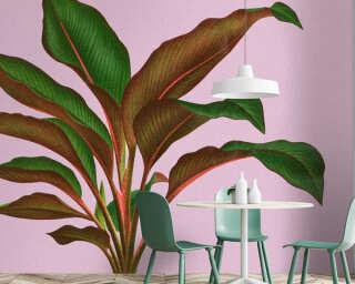 Kathrin und Mark Patel Fototapete «leaf garden 3» DD121956