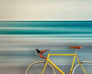 Kathrin und Mark Patel Fototapete «horizon 1» DD122112