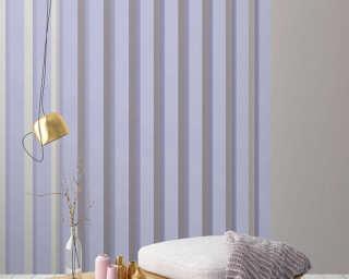 Kathrin und Mark Patel Fototapete «illusion room1» DD122636