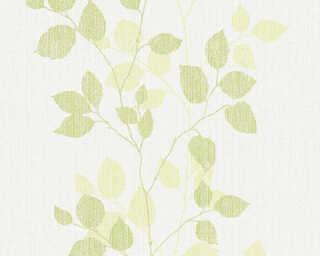 Livingwalls Обои «Флора, Белые, Зеленые» P468820001