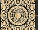 Versace Home Tapete «Barock, Beige, Creme, Gold, Metallics» 370553