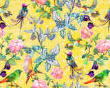 Kathrin und Mark Patel impression numérique «exotic mosaic1» DD110201