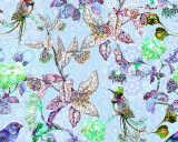 Kathrin und Mark Patel impression numérique «exotic mosaic2» DD110206