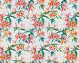 Kathrin und Mark Patel impression numérique «mosaic lilies1» DD110211
