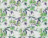 Kathrin und Mark Patel impression numérique «mosaic lilies3» DD110221