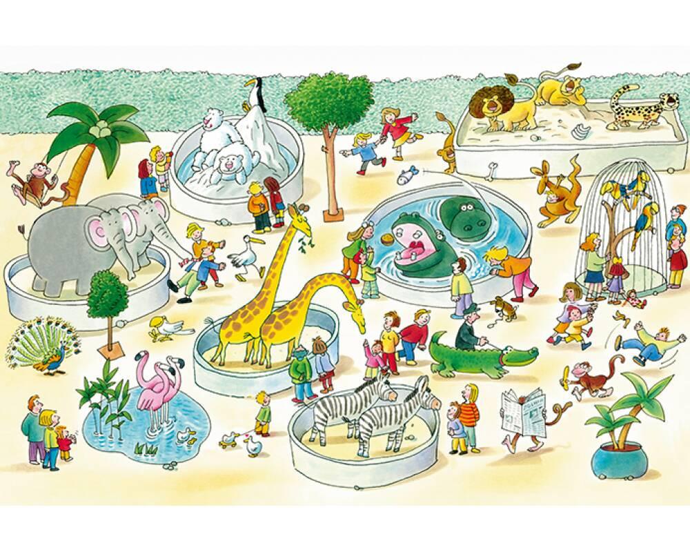 Зоопарк картинки для сада