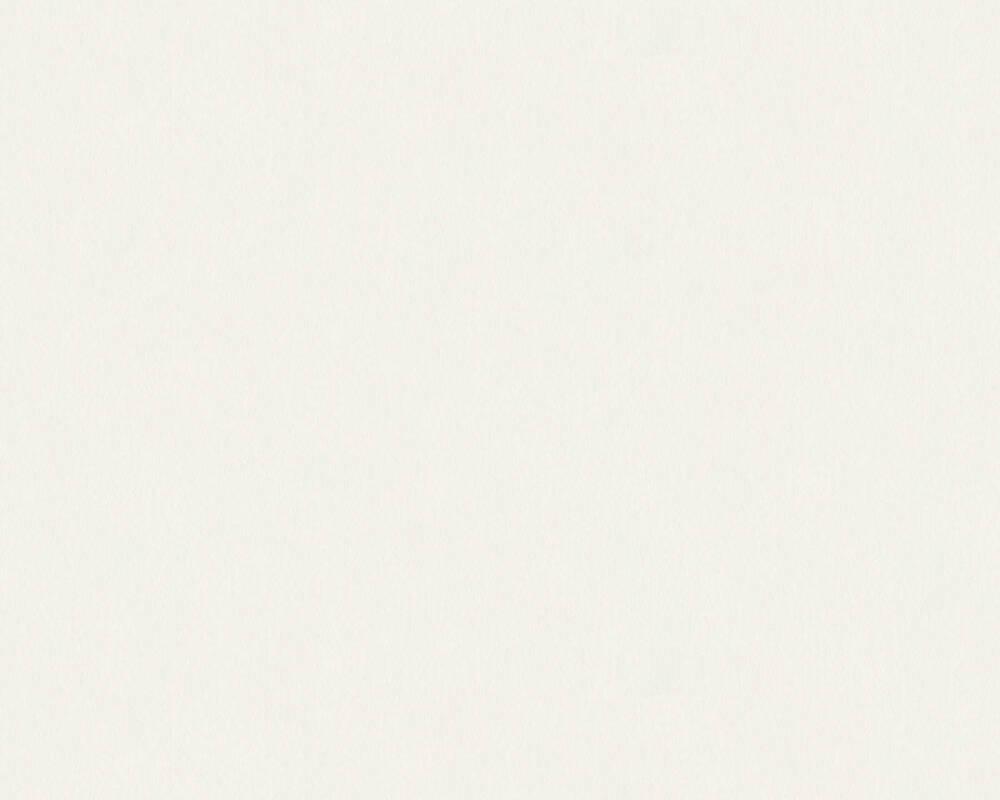 A.S. Création papier peint Uni, blanc, à peindre 090351