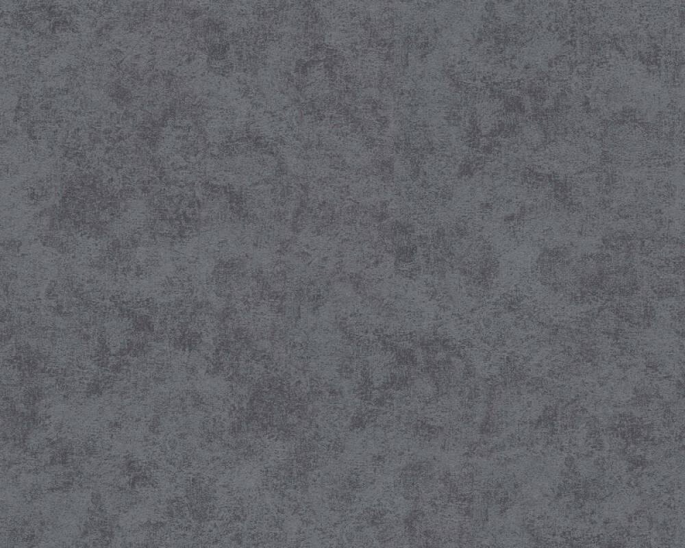 A.S. Création papier peint Uni, gris 116093