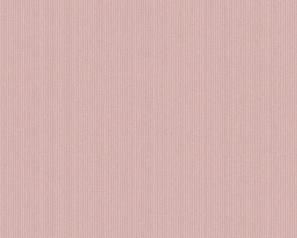 Esprit Home Wallpaper Uni, Pink, Red 190192