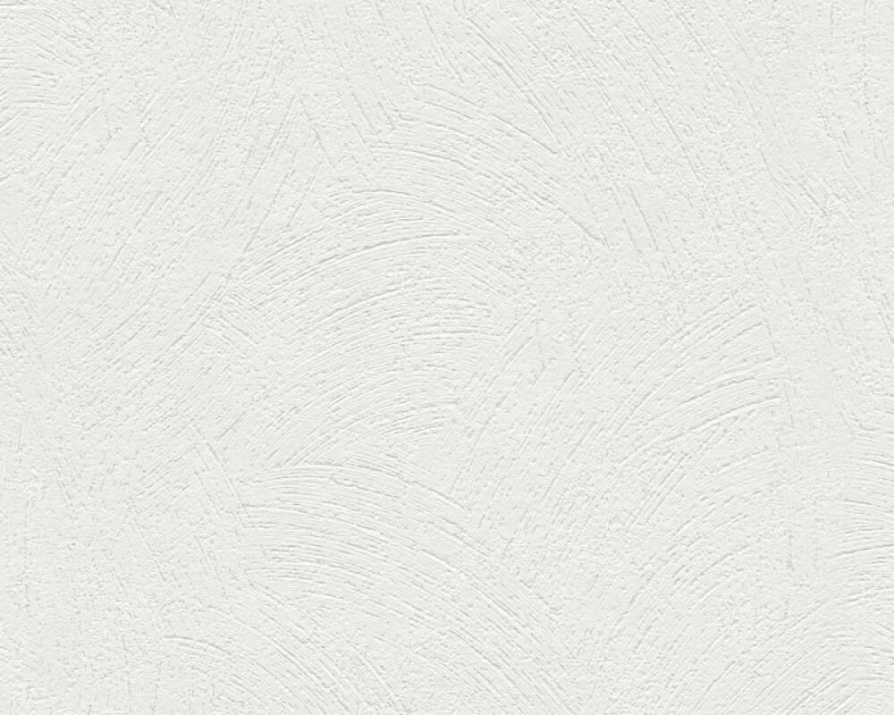 A.S. Création Wallpaper Uni, White 191144