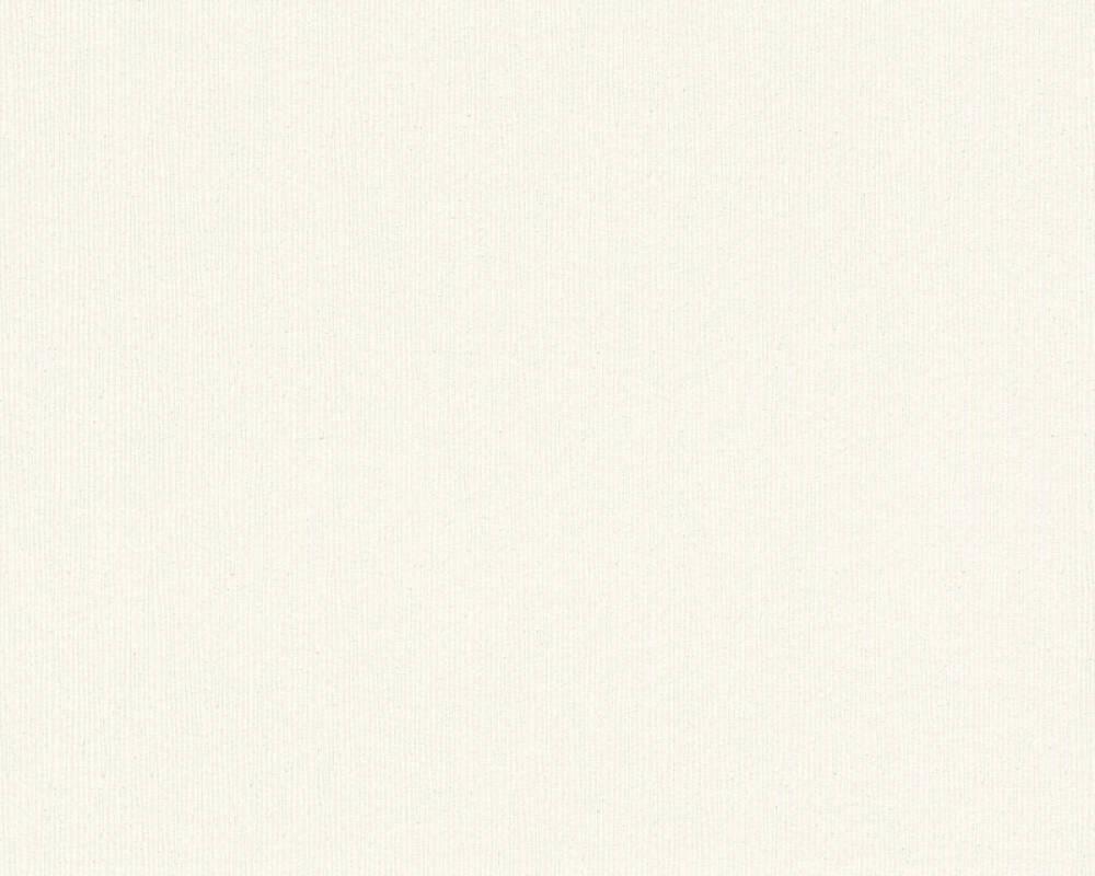 Schöner Wohnen Wallpaper Uni, White 227713