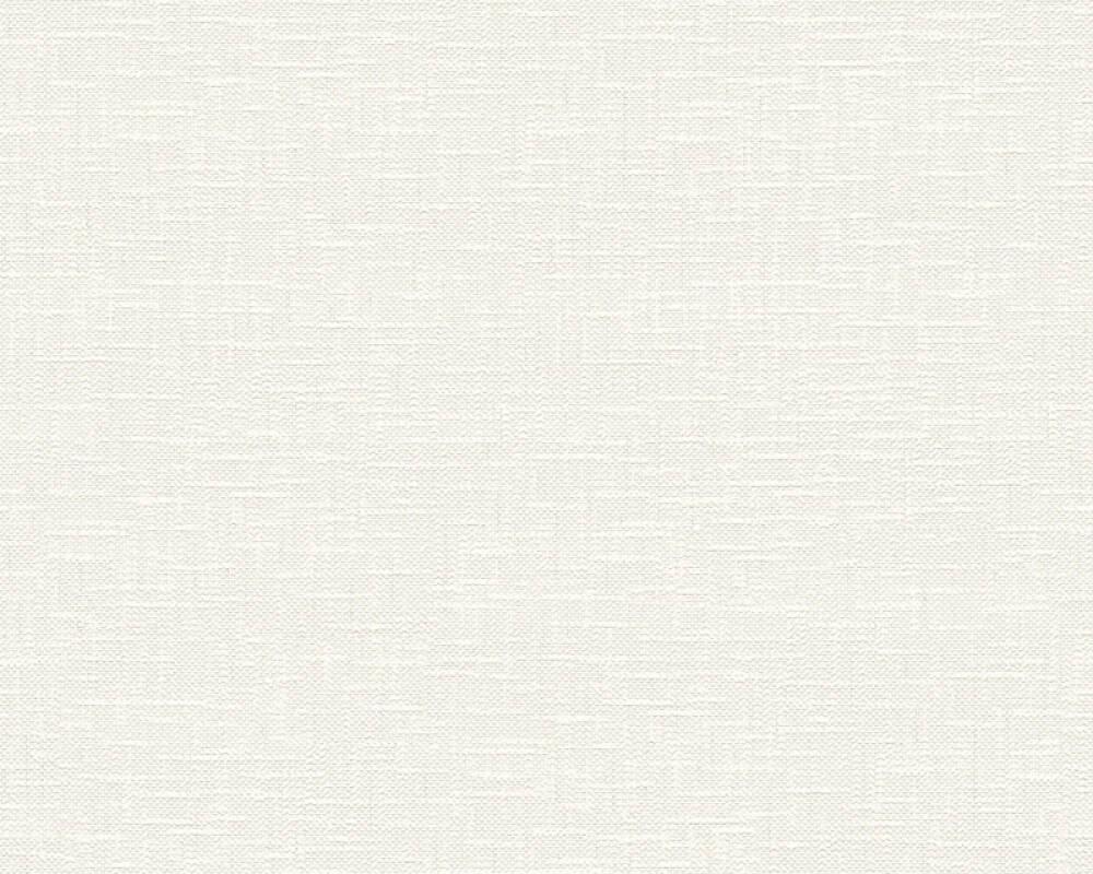 A.S. Création Wallpaper Uni, White 233110