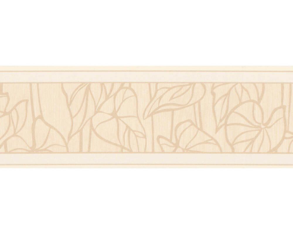 A.S. Création Бордюр Флора, Белые 234025