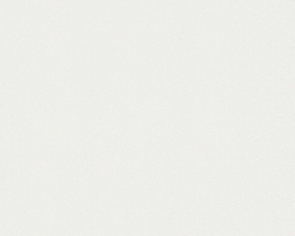 Livingwalls Wallpaper Uni, White 238917