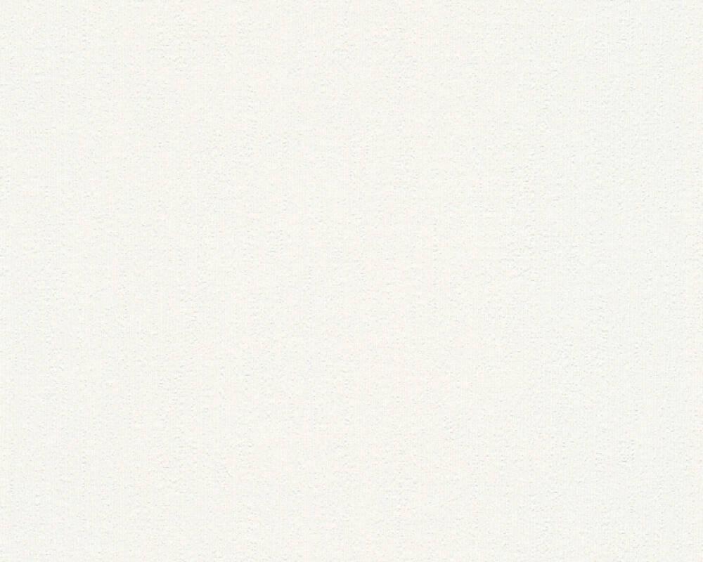 Livingwalls Wallpaper Uni, White 252210