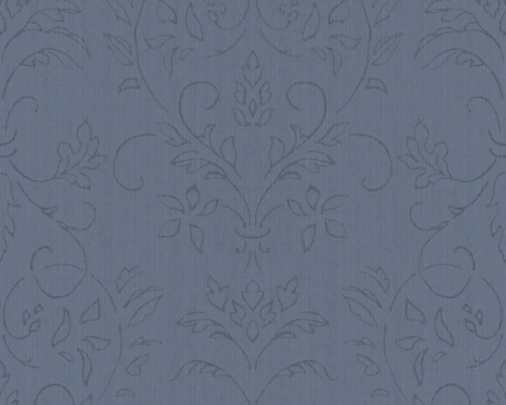 Architects Paper Tapete 290663: Tapete, Blau, Grau, Metallics, Floral ...