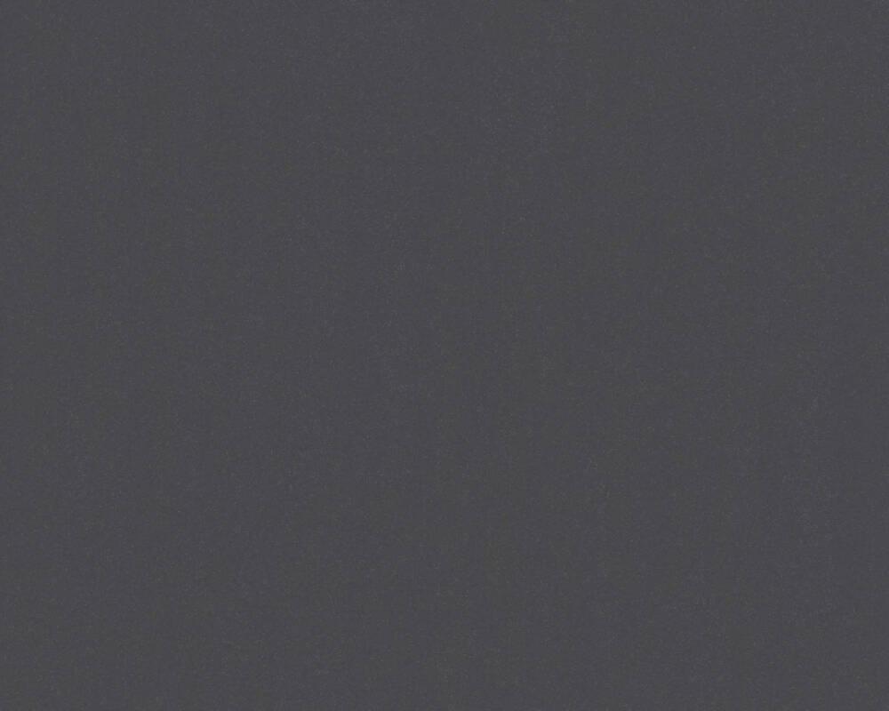 A.S. Création Wallpaper Uni, Grey, Metallic 296535