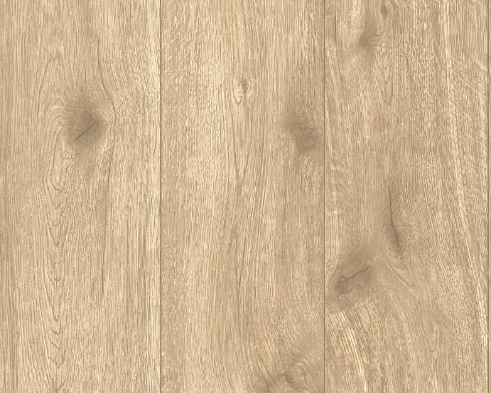 A.S. Création Tapete Holz, Beige, Braun 300434