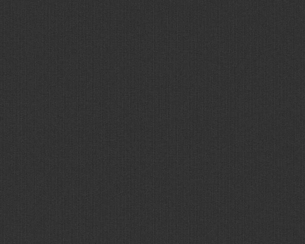 Kinderzimmer Tapeten Esprit : Esprit home Tapete 302772: Tapete, Schwarz, Strukturen, Unis, Uni