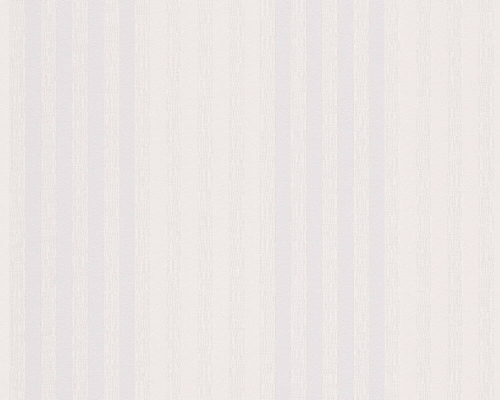 MICHALSKY LIVING Обои Полосы, Белые, Кремовые, Серыe 303972