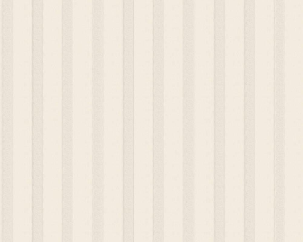 Papier Peint A Rayure Gris Et Blanc originals papier peint «rayures, blanc, gris, métallique» 304484