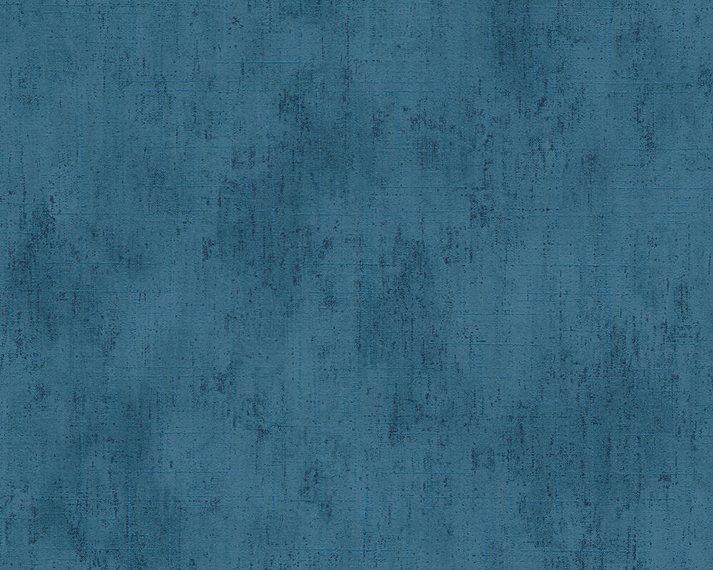 MICHALSKY LIVING Wallpaper Uni, Blue 304574