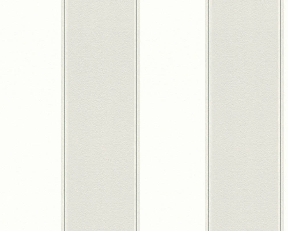 MICHALSKY LIVING papier peint Rayures, beige, blanc 304595